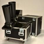 Continuous Flow Confetti Gerb Launchers - 6-inch