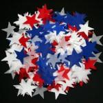 2-inch Die Cut Tissue Stars